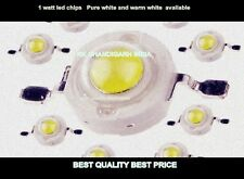 100 pcs 1Watt High bright Quality Power  LED light Lamp SMD Chip  best price