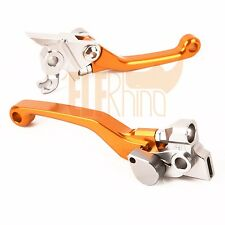 Clutch Brake Levers For KTM 300XC/XC-W/EXC(SIX DAYS)2006-2012 Pivot Dirt Bike