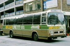 Southdown 1342 Victoria Coach Station 1983 Bus Photo