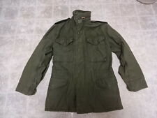 ORIGINAL VINTAGE U.S ARMY VIETNAM FIELD JACKET M65 XS/R 1974 GOOD CONDITION