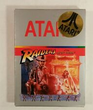 Atari 2600 game Raiders of the Lost Ark new and sealed