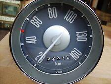 VW Tacho Typ 3  1600 1500  160/km ohne 100 Meterzähler