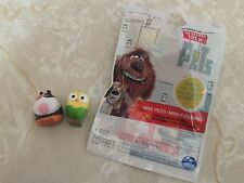Secret Life of Pets Series 2 Sweet Pea Norman Hamster Bird Blind Bag SEALED New