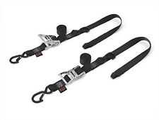 1 1/2in. Fat Straps with Soft-Tye and Secure Hooks Powertye Black 30572-ST