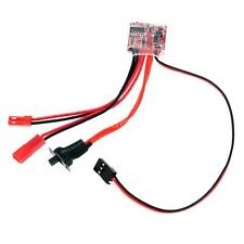20A Brush Motor Speed Controller ESC w/ Brake for 130/180/260/280/380 motor