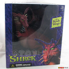 Shrek The Dragon with Bendy Wings made by McFarlane Toys sealed box