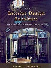 History of Interior Design and Furniture: From Ancient Egypt to Ninete-ExLibrary
