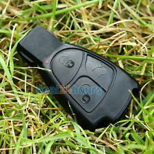 3 BUTTON REMOTE KEY FOB CASE SHELL CONTROL Fit MERCEDES BENZ C E ML S CLK CL CLS