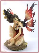 Muy Lindo Ornamento Decorativo DE HADAS Estatuilla Estatua//!!!!! gran Idea de Regalo!!!