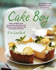 Cake Boy: Cakes, muffins, tarts, cheesecakes, brownies and desserts, with foolpr