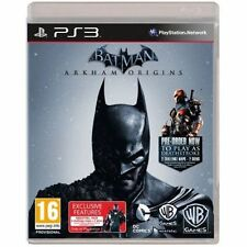 DISC ONLY / Batman: Arkham Origins (Sony PlayStation 3, 2013) #E23
