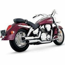 Vance & Hines - 31465 - Cruzers Exhaust System for HONDA Shadow Aero 750 04-15