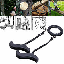 Outdoor Survival Chain Saw Hand ChainSaw Fast Cut Camping EDC Pocket Gear Tool