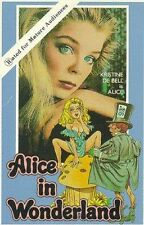 Alice In Wonderland Musical Comedy Kristine DeBell Brand New Great Movie!!!