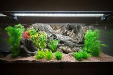 "AQUARIUM BACKGROUND 3D AMAZON  FOR TANK SIZE: 30""x22""  - 37g  - EASY TO INSTALL"