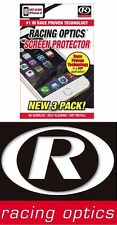 Racing Optics 3 Layer Screen Protector for iPhone 5 w/ Anti-Glare Free Shipping