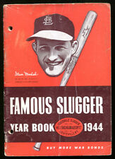 1944 Famous Slugger Year Book Stan Musial Cardinals