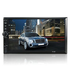 "7"" Doppelte 2DIN Auto MP5 MP3-Player Bluetooth V2.0 Touchscreen Stereo Radio HD"