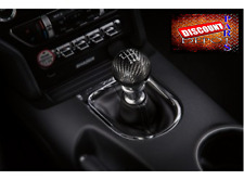 2015 2016 2017 Mustang Carbon Fiber Shift Knob