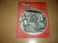 Moto revue N° 1031 du 5 mai 1951:500 cc Usines