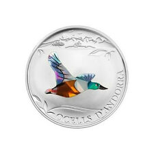 2012 Andorra Large Color Prism Proof 1D- Duck