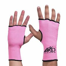 Ard Boxing Fist Inner Gloves Hand Wraps Muay Thai Boxing Martial Arts Pink