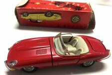 TEKNO JAGUAR E TYPE CONVERTIBILE V GOOD IN ORIGINAL BOX  COME DA FOTO SCALA 1:43