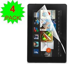 4X Clear Screen Protector Film Cover Guard Amazon Kindle Fire HD 7 inch 2013+KIT