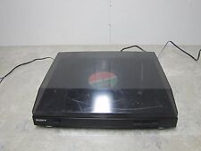 SONY PS-LX250H 2 SPEED AUTOMATIC TURNTABLE WITH GOOD CARTRIDGE & STYLUS WORKS WE