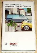 Video VHS - BOSCH PARKPILOT URF Ihre Augen am Heck des Fahrzeuges - Langfassung