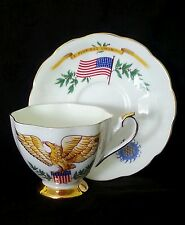 Vintage Princess Anne England bone china tea cup & saucer, circa 1940's