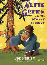 Alfie Green and the Monkey Puzzler, Joe O'Brien, New Book