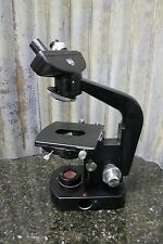 Wild Heerbrugg M20 Swiss Microscope Stage & Headpiece Included FREE SHIPPING