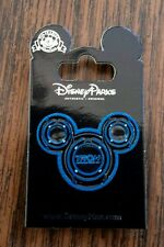 Shanghai Disneyland TRON Mickey Ears Pin