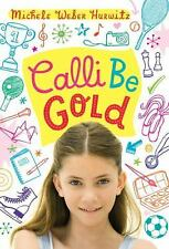 Calli Be Gold-ExLibrary