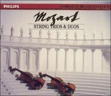 Mozart: String Trios & Duos (Philips Complete Mozart Edition, Vol.13) by Wolfga