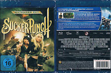 SUCKER PUNCH --- Blu-ray --- Extended Cut --- Neu & OVP ---