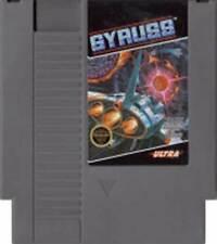 Gyruss - NES Nintendo Game