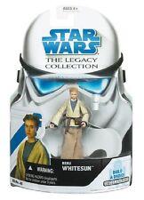 "Star Wars Legacy (BD45) Beru Whitesun 3.3/4"" Figure w/BAF Piece"