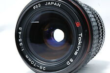 Tokina SD 28-70mm F3.5-4.5  for Canon FD Lens  SN8864181