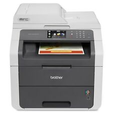 New Brother Mfc-9130cw Led Multifunction Printer