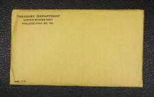 1963 U.S. PROOF SET. The envelope containing the set is sealed/unopened