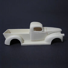 Jimmy Flintstone 1941 Chevy Custom Pickup Truck Resin Body  #290