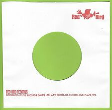 RED BIRD REPRODUCTION RECORD COMPANY SLEEVES - (pack of 10)