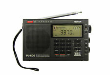TECSUN PL600 (Black) PLL FM/Stereo MW LW SW SSB    ENGLISH VERSION