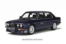 BMW Alpina B7 Turbo E28 - blau - Baujahr 1984 - 1:18 OttOmobile 633