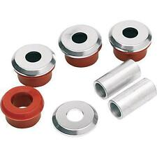 Alloy Art Set of 4 Heavy-Duty Handlebar Riser Bushings for Harley Models HD-1