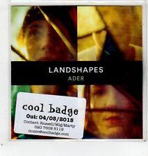 (GD246) Landshapes, Ader - 2015 DJ CD