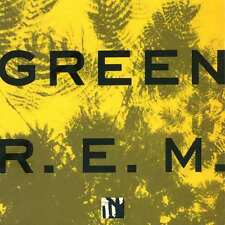 CD Album R.E.M. Green (The Wrong Child, Hair`s Hirt) 80`s Warner Bros