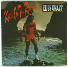 """12"""" LP - Eddy Grant - Killer On The Rampage - L4984h - washed & cleaned"""